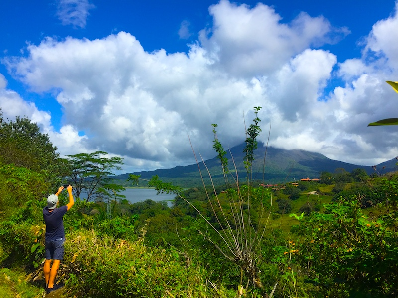 La Fortuna Vulkan Costa Rica