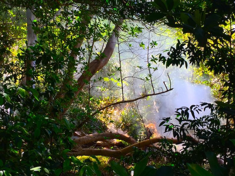 Vulkan Rincon de la Vieja Costa Rica