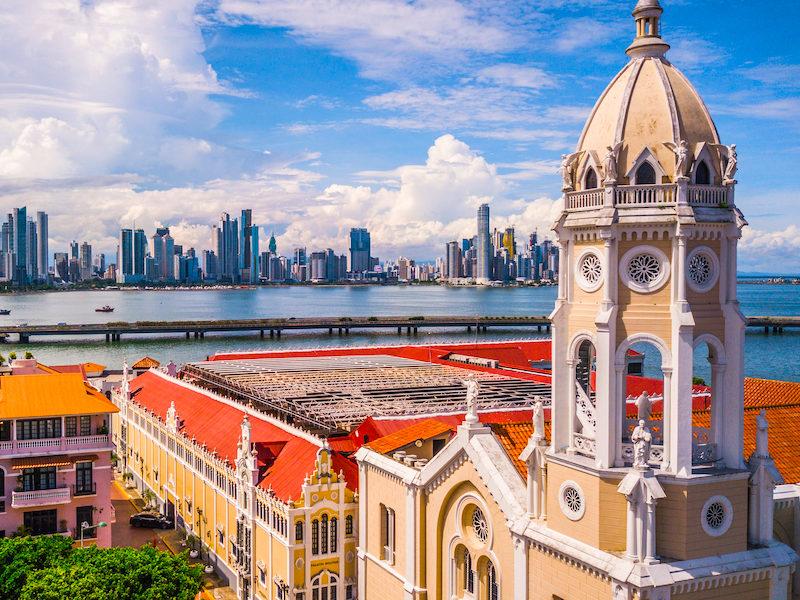 Von Kolumbien nach Panama
