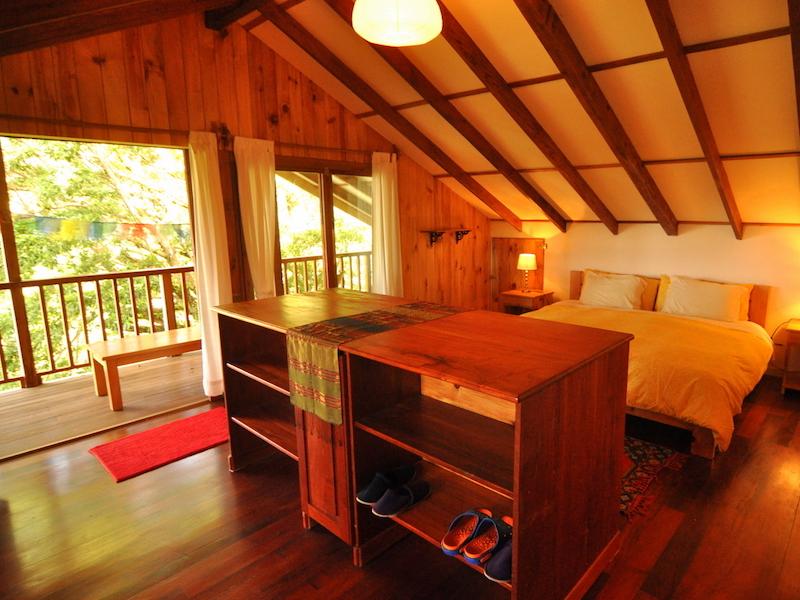 Mount Totumas Cloud Forest Lodge Hotels Chiriqui in Panama