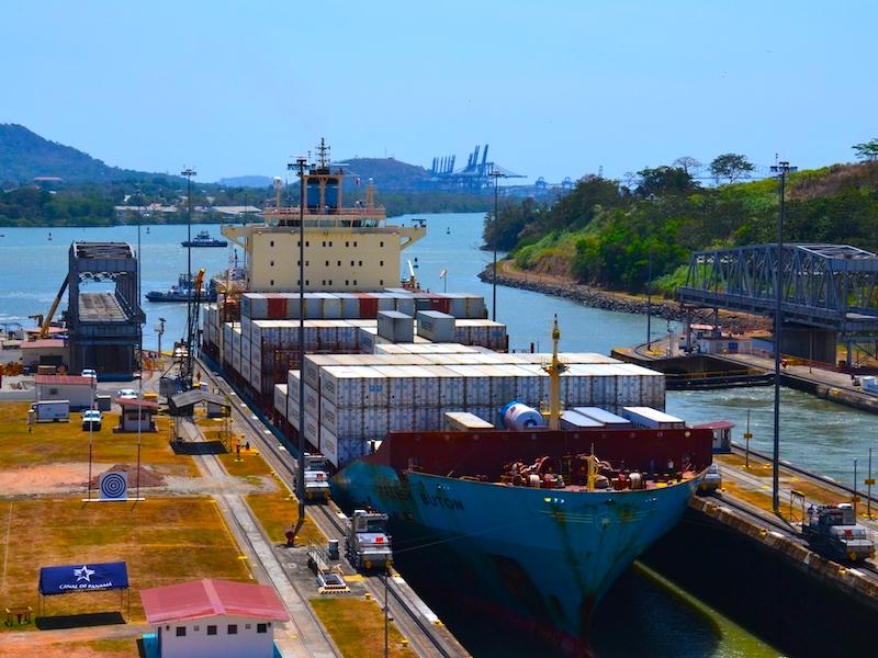 Panama Kanal Panamatour