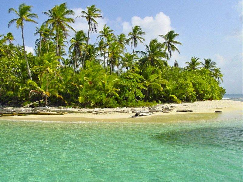 Panama Perleninsel Isla Contadora