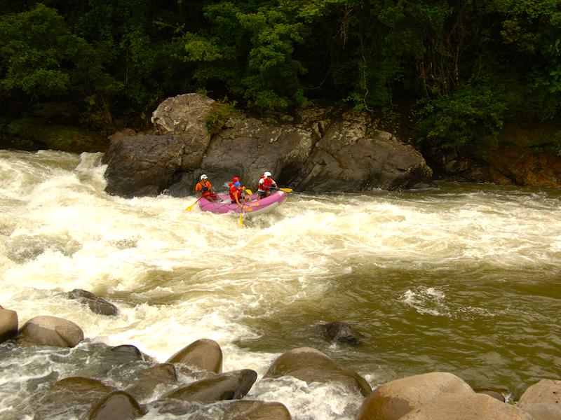 Mietwagenreise Panama und Rafting