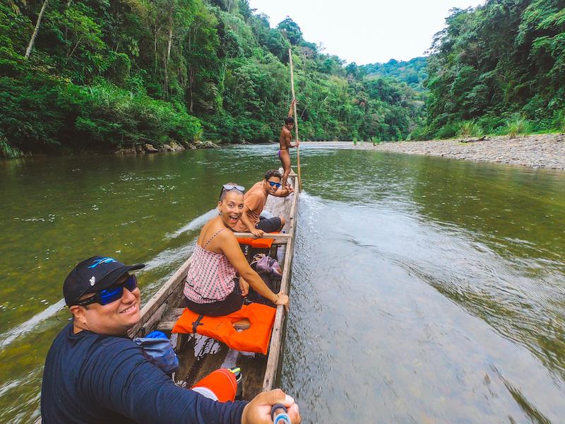 Panama Indianererlebnis