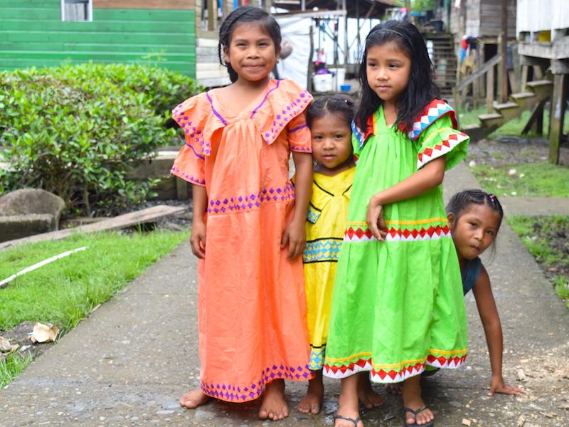 Panama Indianererlebnis Rundreise